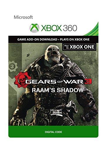 Gears of War 3: RAAM's Shadow: Pack 2 - Xbox 360 Digital Code