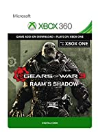 Gears of War 3: RAAM's Shadow: Pack 2 - Xbox 360 Digital Code