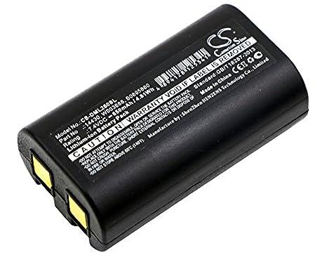 Amazon com: Battery Replacement for 3M PL200 Part NO 14430