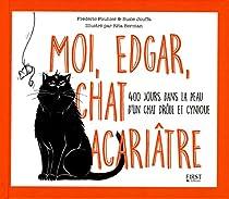 Moi, Edgar, chat acariâtre par Jouffa
