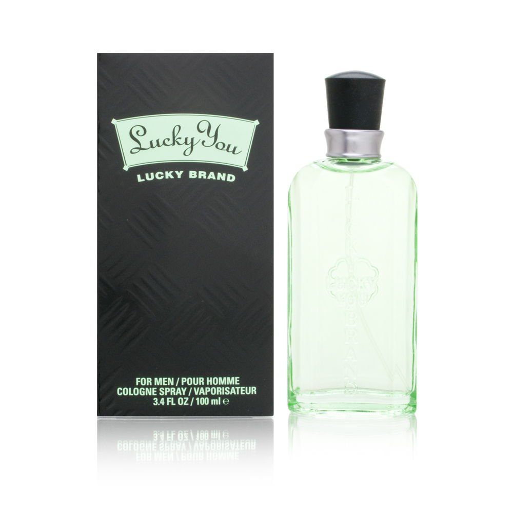 Liz Claiborne Lucky You for Men 100ml/3.4oz Cologne Perfume Scent Spray for Him