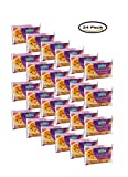 PACK OF 24 - Ronzini Smart Taste Extra Wide Noodle Style Pasta 12 oz. Bag