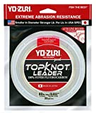 Yo-Zuri Topknot 30 yd Sinking Leader, Natural Clear, 80 lb For Sale