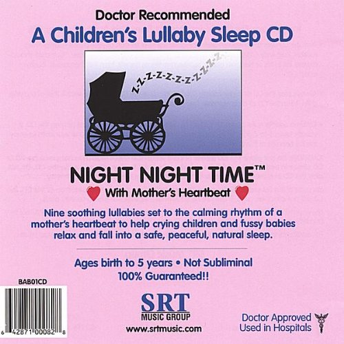 Night Night Time Lullabies by SRT Music Group