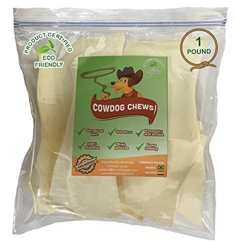 Top Rawhide Chips Dog Treats