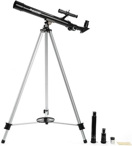 Celestron Powerseeker 40 Az 40 500 Refraktor Teleskop Kamera