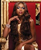 Alexander - Genuine 100% Remi Human Hair Yaki Weave (14 INCH, 1B - OFF BLACK)