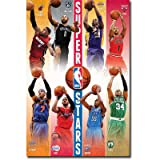 (22x34) NBA Superstars 2012-13 Basketball Poster