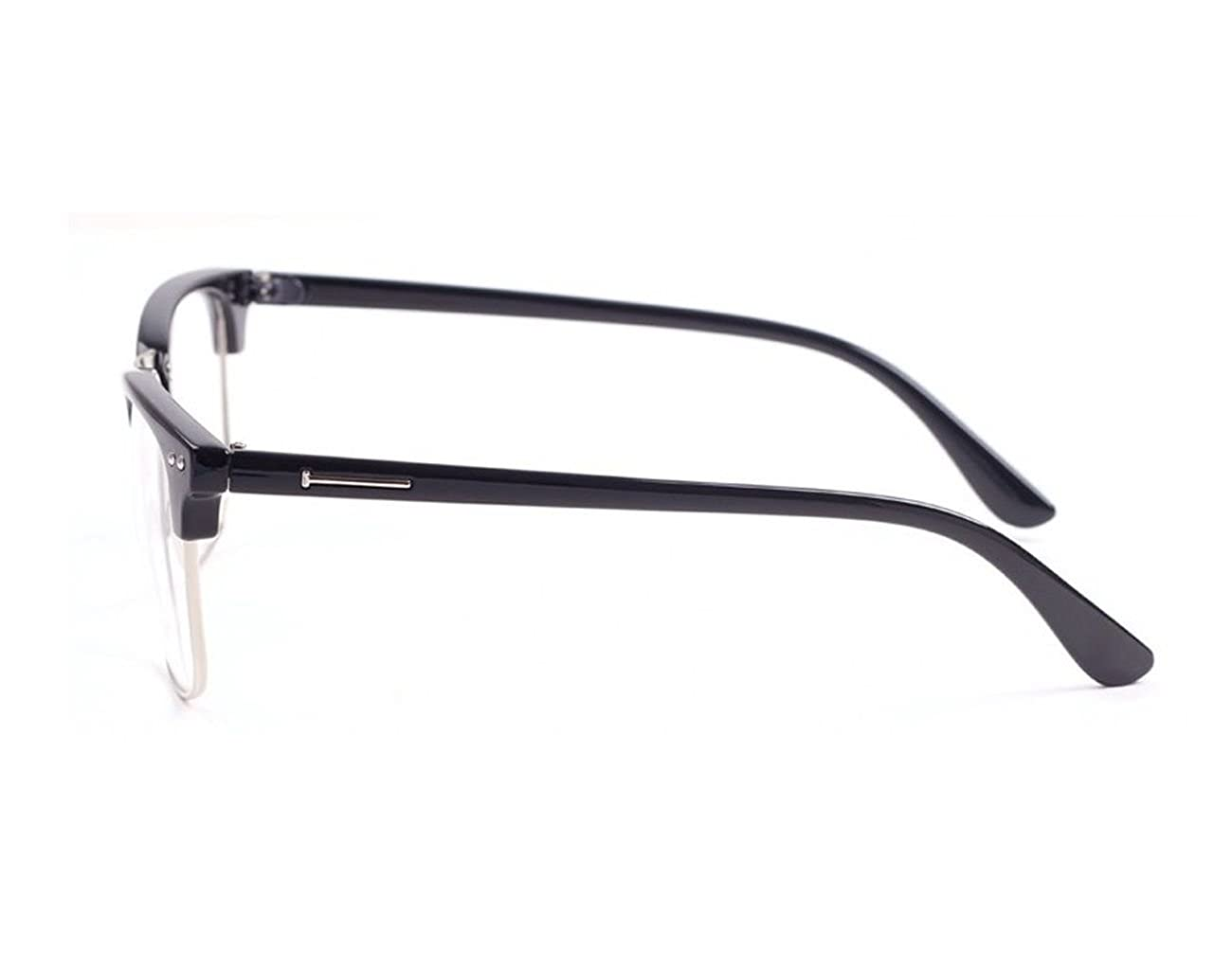 Mens Womens Original Retro glasses CLEAR LENS Unisex Vintage Cat Eye style Party