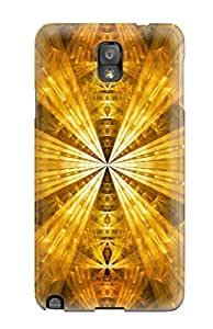Galaxy Case New Arrival For Galaxy Note 3 Case Cover Eco Friendly Packaging Gold