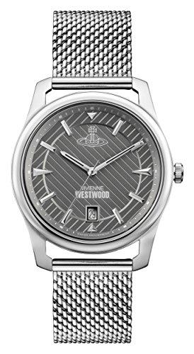 Vivienne Westwood Holborn Silver Ladies Watch VV185GYSL