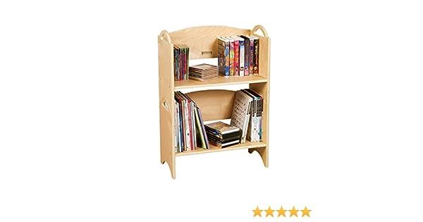 Amazon Guidecraft Stacking Bookshelves Set