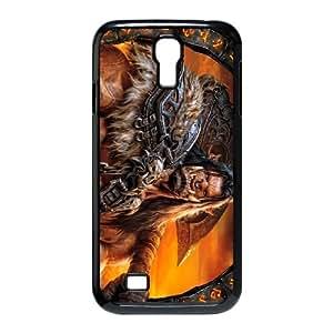 Grommash Hellscream Samsung Galaxy S4 9500 Cell Phone Case Black Personalized Phone Case LK5LS5583