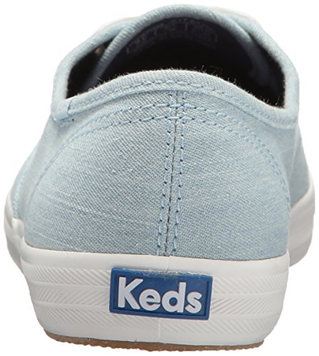 Women's Light Sneakers Seasonal Champion Blue Solid Keds TBwqx81Pw