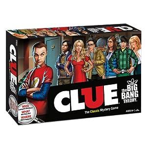 Clue: The Big Bang Theory - 51U5KJvZH 2BL - Clue: The Big Bang Theory