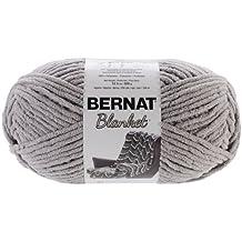 Bernat Blanket Big Ball Yarn-Pale Grey
