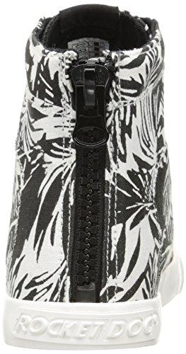 Rocket Fashion Heatwave Cotton Sneaker Black California Dog Women's xxfS4