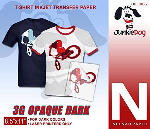 Junkiedog for Best quality t shirt transfer paper