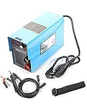 Elektroder svetsmaskin 20-140A inverterare svetsmaskin IGBT MMA-250 svetsare inverterare svetsmaskin Welding Unit med axelrem