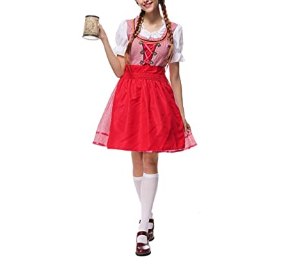 Amazon Nuotuo Womens Halloween Performance Dress Oktoberfest