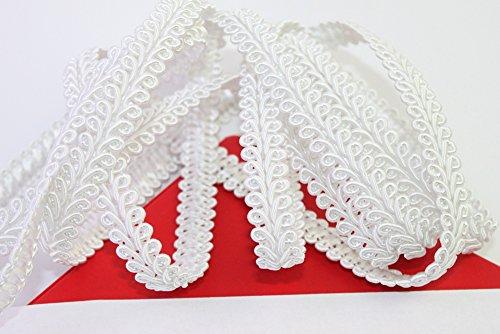 Posamentenborte perle 5m 10mm breit Borte