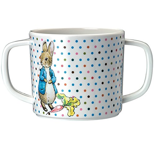 Petit Jour Paris Peter Rabbit Double Handled Cup