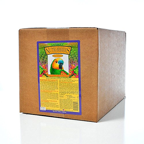 lafebers-sunny-orchard-nutri-berries-parrot-food-20-lb