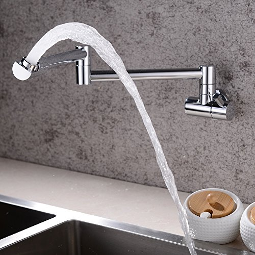 copper pot filler faucets - 8