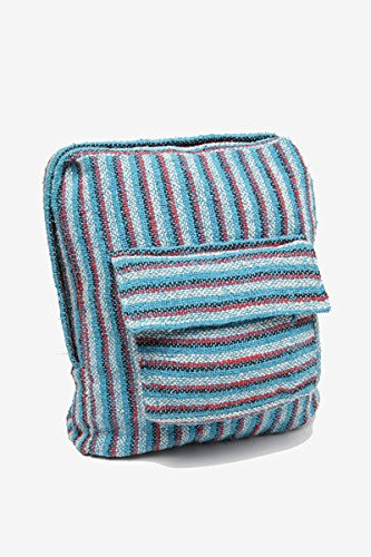 Amazon.com: Baja Fabric Back Pack Mexico Recycled Cotton ...