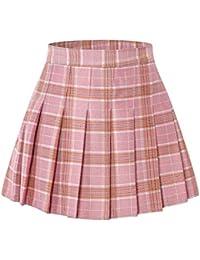 Girls' Pleated Skirt, 2-14 Years