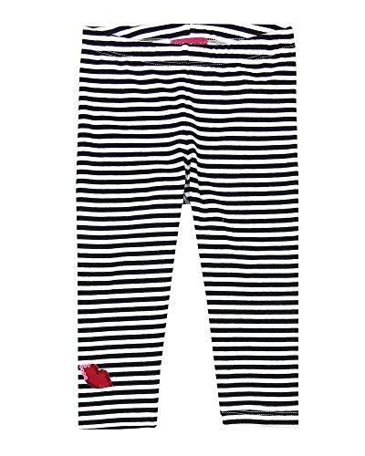 Kate Mack Girls' Capri Leggings Oodles of Doodles, Sizes 4-12 - 12 (Leggings Mack Kate Capri)