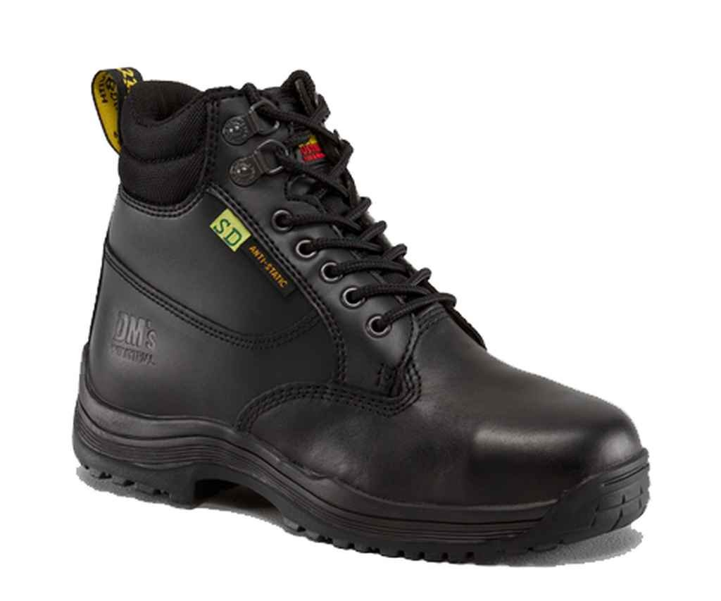 Dr. Martens Men's Work 0010 SD Boots B00DTU80TQ 6 M UK / 7 D(M) US Men, 8 B(M) US Women|Black