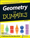 Geometry for Dummies, Mark Ryan and Wendy Arnone, 0470089466