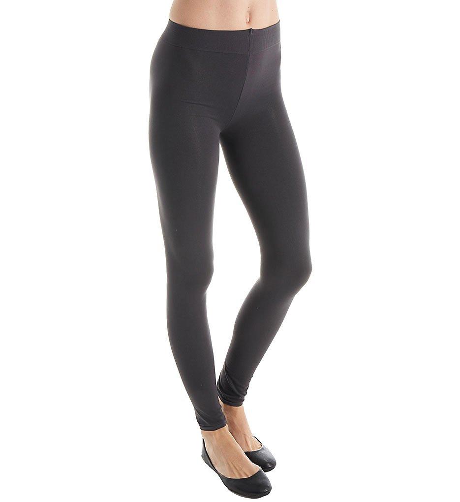 Wolford Velvet Sensation Leggings (14473) XL/Anthracite Grey
