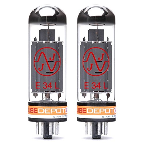 - Pair of JJ E34L/EL34 Power Vacuum Tube