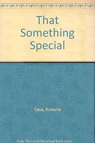 book cover of That Something Special