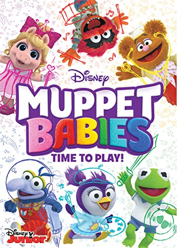 Baby Dvd - Muppet Babies: Time To Play!