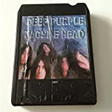 Deep Purple Machine Head - 1972 - 8 Track Tape - M-82607