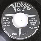 Johnny Hodges 45 RPM Theme From