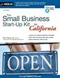 img - for Small Business Start-Up Kit for California, The book / textbook / text book