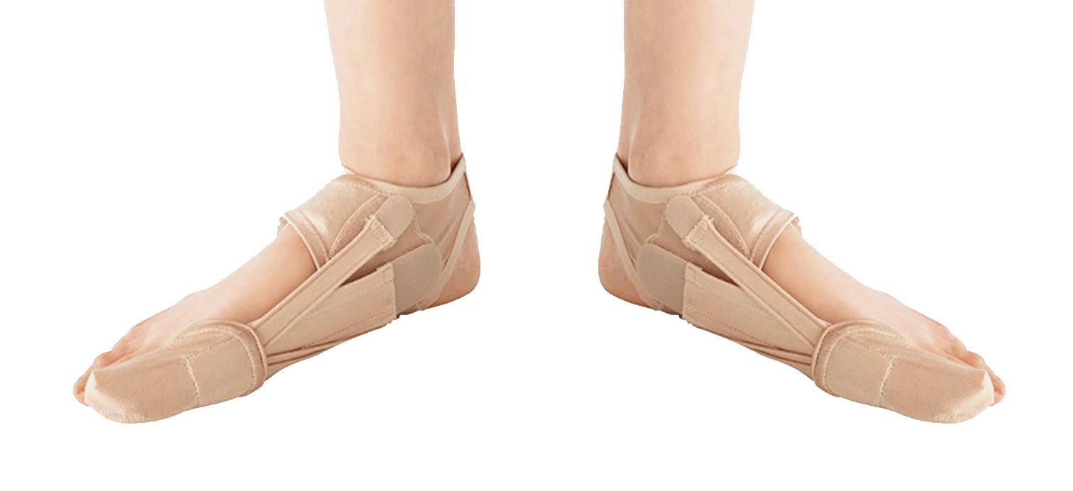 Hallux Valgus - Bunion corrector and supporter Bochikun, Size L, 1 Set, Left and Right