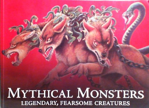 Mythical Monsters Legendary Fearsome Creatures product image