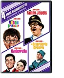 Jerry Lewis Comedies (4FF)(DVD)