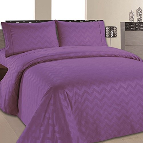 Beverly Chevron Collection Wrinkle Resistant