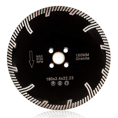 Diamond Turbo Cutting Blade for Granite and Marble (7)