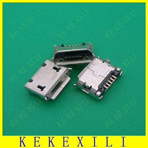 Cable Length: Other ShineBear 1000pcs//lot Micro 5pin USB Connector dip 6.4 Female Connector B Type