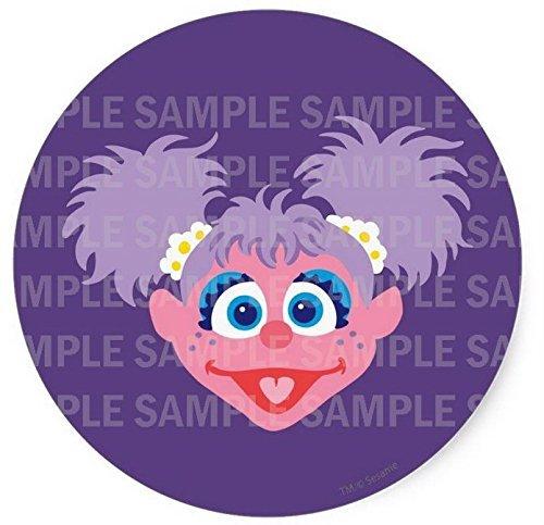 (Sesame Street Abby Cadabby Birthday Edible Image Photo 8
