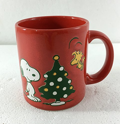 Waechtersbach Peanuts Snoopy & Woodstock Christmas for sale  Delivered anywhere in USA