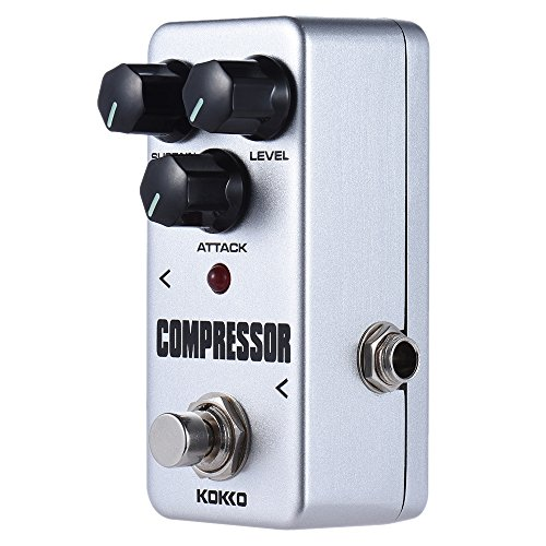 ammoon kokko fcp2 mini compressor pedal portable guitar effect pedal orchestra central. Black Bedroom Furniture Sets. Home Design Ideas