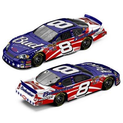 #8 Dale Earnhardt Jr Stars & Stripes 1/64 HO Diecast Car